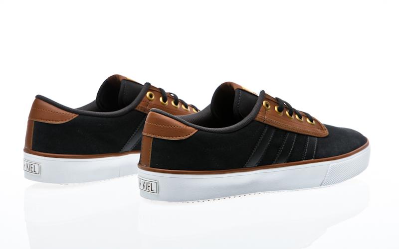 adidas Adi Kiel shoes brown white
