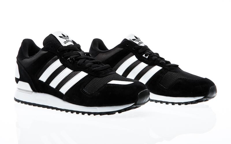 Amburgo Adidas core nero   arrossire scarpe sneaker di annata blu bianche  S74833 f591b01269be