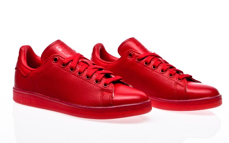 quality design 4e70b c02e7 Material  leather, rubber. Adidas CourtVantage Adicolor blue blue blue  S80252 sneaker shoes