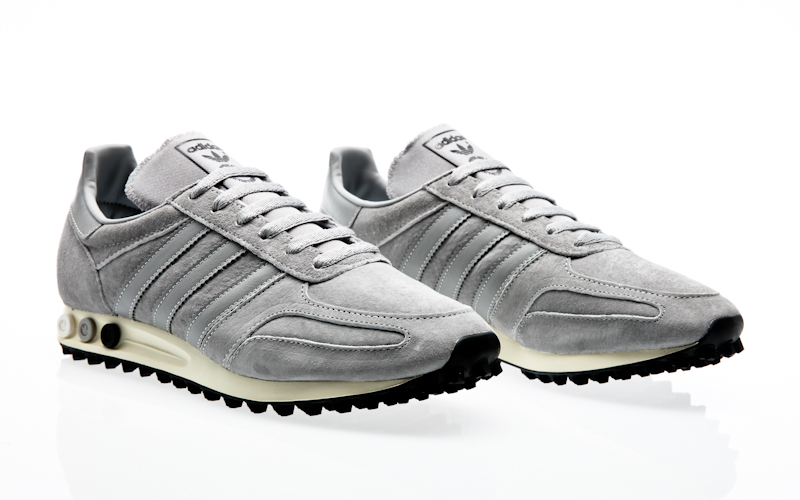 new arrival 87b11 b8ff7 Adidas originals LA entrenadores OG vintage blanco base negro-claro marrón  zapatos zapatillas de BB1206