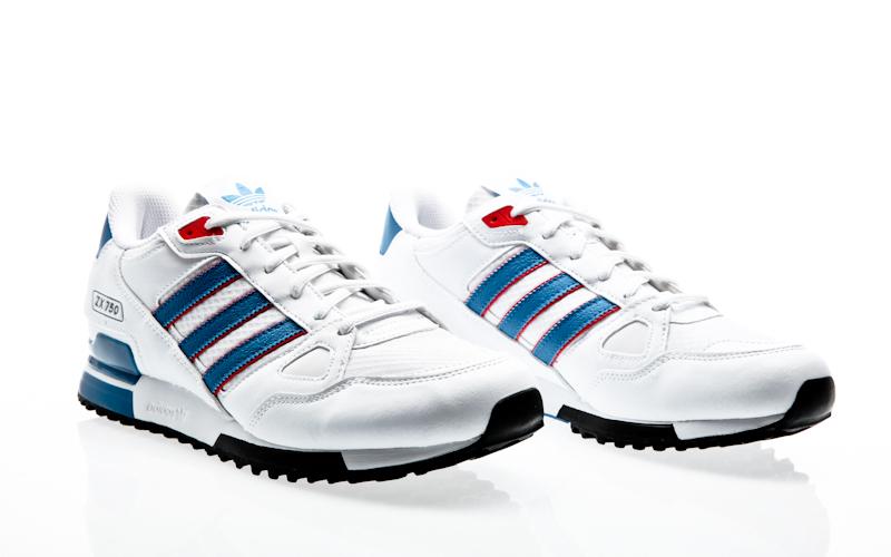 more photos ef1a9 6c433 inexpensive adidas originals zx 750 blue white red 1a270 937c5