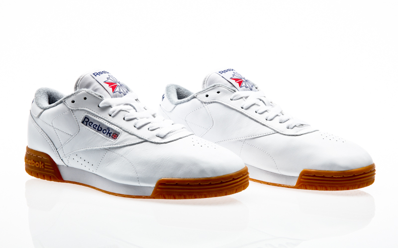 Reebok workout plus R12 gum Pack white   royal flat reebok sneaker shoes  grey M45031 a3eb0299f