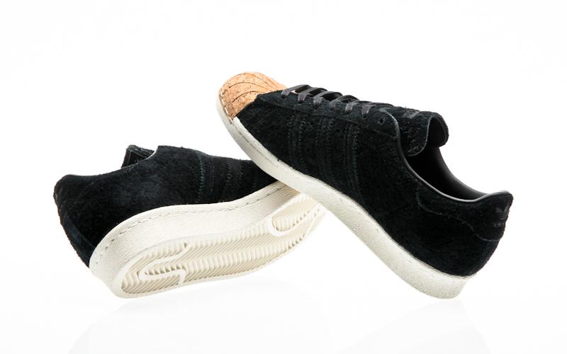 promo code 3157a 089ea Adidas originals superstar puntera metal W ftwr blanco base negro y  plateado metálico BB5114 zapatillas zapatos