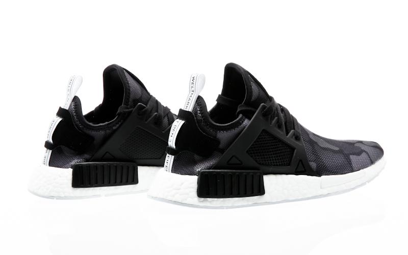 Adidas Nmd Xr Primeknit Black Shoes Ebay