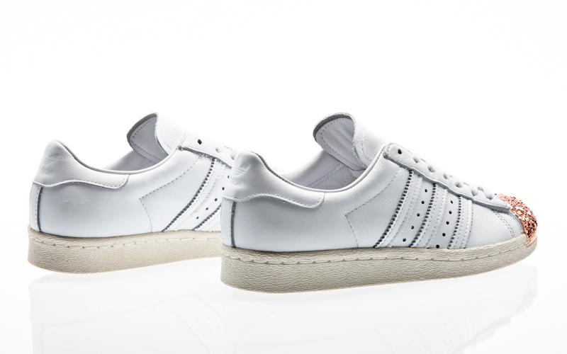 promo code e0e0e f5c14 Adidas originals superstar puntera metal W base ftwr negro oro blanco  metálico BB5115 zapatillas zapatos