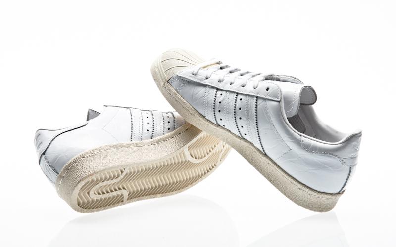 premium selection 60218 e2bc1 Adidas Superstar 80s 3D MT W base negro base negro apagado blanco zapatos  zapatillas de BB2033