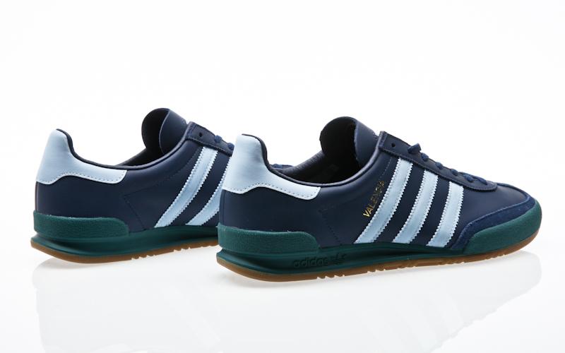 Szczegóły o adidas Jeans GTX City Series Munchen 350 Campus Bermuda Schuhe Sneaker