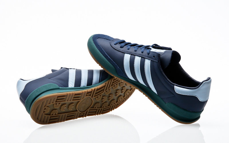 online store 89180 56937 adidas Originals Jeans City Series blue-easy green-gum4 BB5275 Sneaker  Schuhe