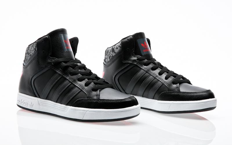 f655a6e313f7 Adidas Varial II Mid core black ftwr white eqt green F37482 Sneaker Schuhe