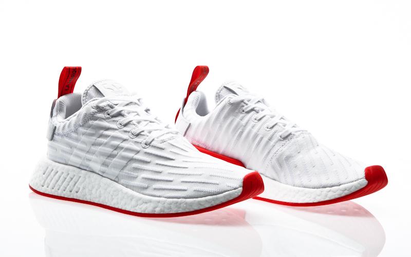 detailed look c357b 1f88f Adidas originals NMD R1 oscuro gris heather sólido gris-calzado blanca  BB2886 zapatillas zapatos