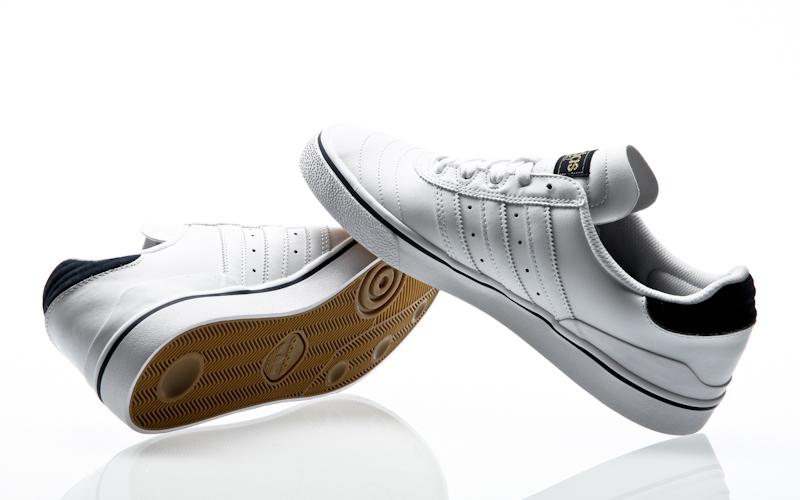 Adidas Skateboarding Busenitz Shoes Crystal White