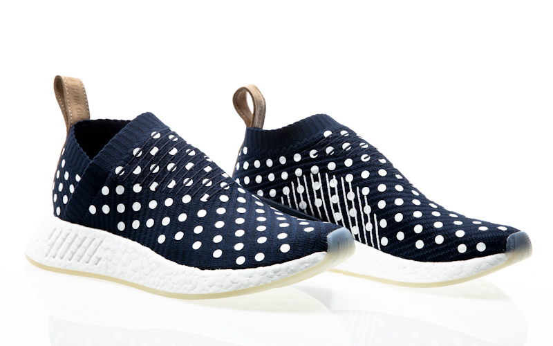 02336d400 adidas originals NMD R2 PK W collegiate navy collegiate navy ftwr white  BA7560 sneaker shoes