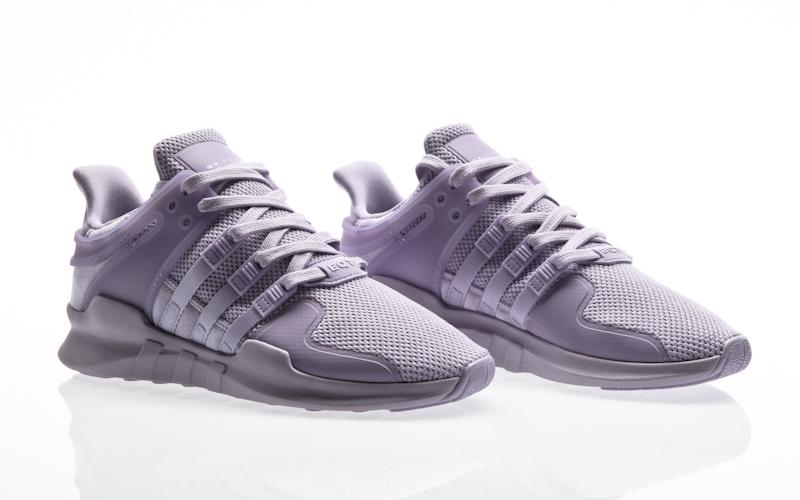 competitive price b86f2 567d4 Adidas originals EQT supporto ADV PK W energia energia aqua aqua-bianco  BZ0006 sneaker calzature