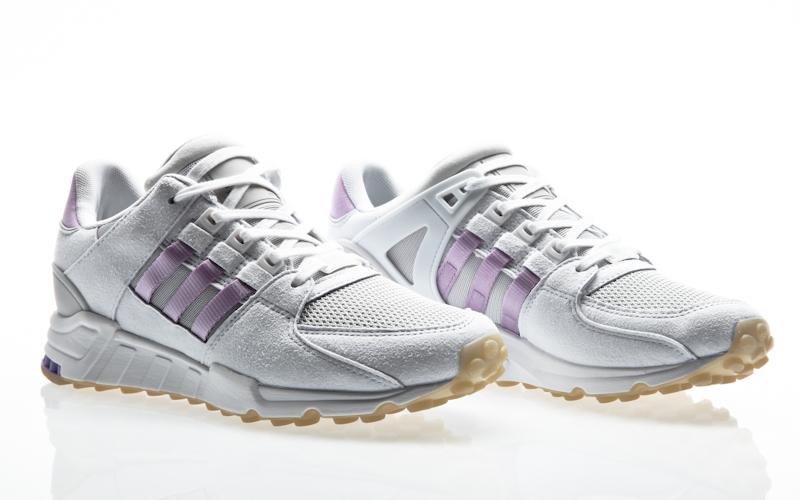 adidas Originals EQT Equipment Support ADV W purple glow-purple glow-sub  green BY9109 Sneaker Schuhe d6020275dfc