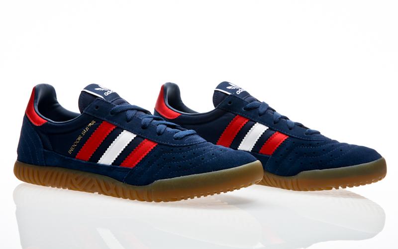 size 40 46673 f5c27 scarpe sneaker di Adidas originals coperta Super chiaro onix-blu-rosso  BY9770