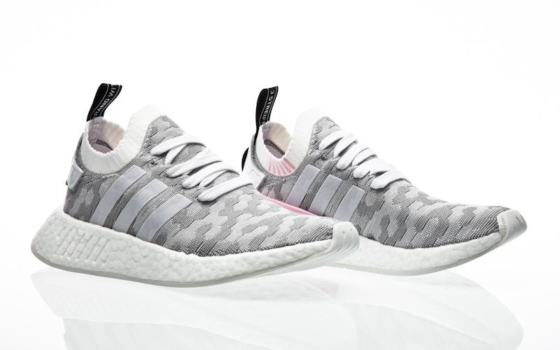 info for 087e4 4ab66 Adidas originals NMD R2 PK W meraviglia meraviglia rosa rosa - scarpe  sneaker di nucleo nero BY9521