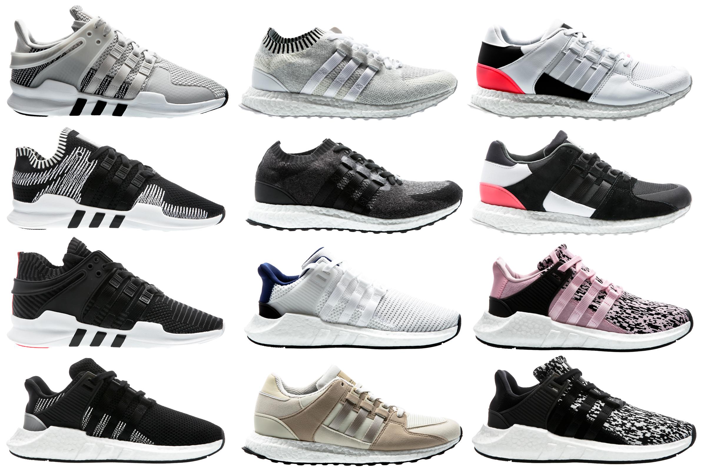 adidas Originals EQT Equipment Support Men Sneaker Herren