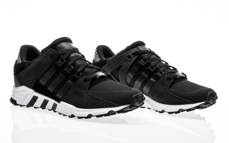 new styles e4c63 e16b9 adidas originals EQT support 9317 core black core white black-footwear,  BY9509 sneaker shoes