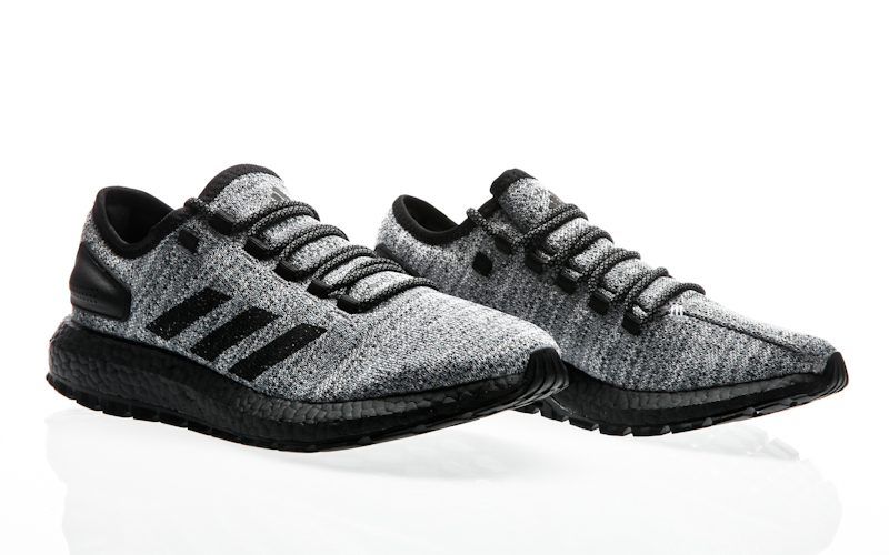 5a46864daa98d3 adidas originals PureBOOST all terrain core black   Leland solid grey trace  grey CG2990 sneaker shoes