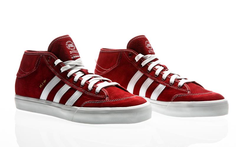new arrival 19d9e 62589 Adidas Skateboard abbinare corte alta RX scuro viola-crema bianco oro  metallico CQ1119 sneaker scarpe