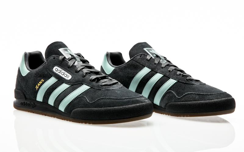 b65ba3d77f17 adidas originals of denim Super branch-tactile yellow base green CQ2786  sneaker shoes