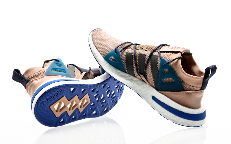 Detalles de Adidas Originals Arkyn W Zapatillas de Mujer Zapatos Mujer Running Zapatos