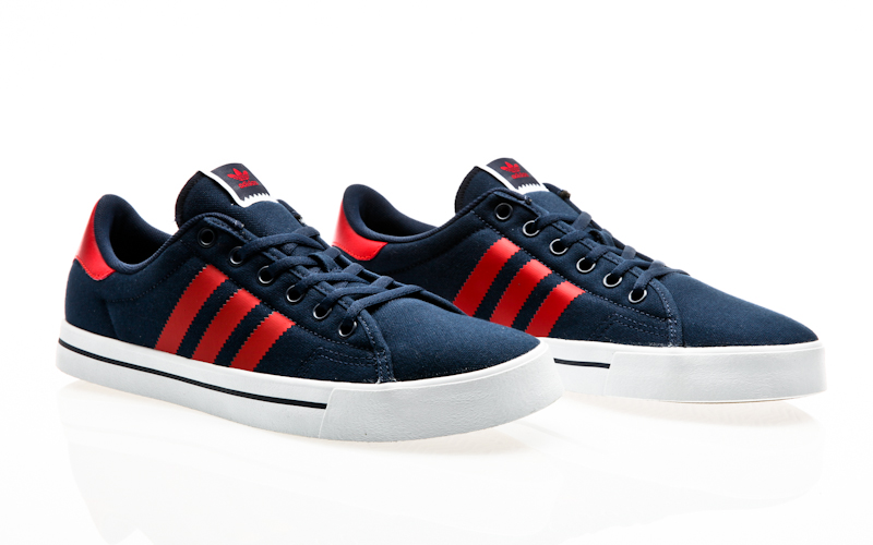 Adidas Men S Leonero Skate Shoes Navy Gum