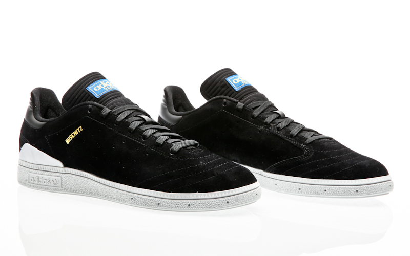 detailed look 9baa4 fdc5f adidas Skateboarding Busenitz RX footwear white-gold metallic-bluebird  BY4099 Men Sneaker Herren Schuhe Skate shoes