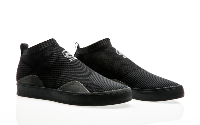 new concept cbc14 d3586 adidas skateboarding 3ST.002 PK chaussures chaussures skate chaussures  blanc gris un cœur noir CG5613 hommes sneaker chaussures