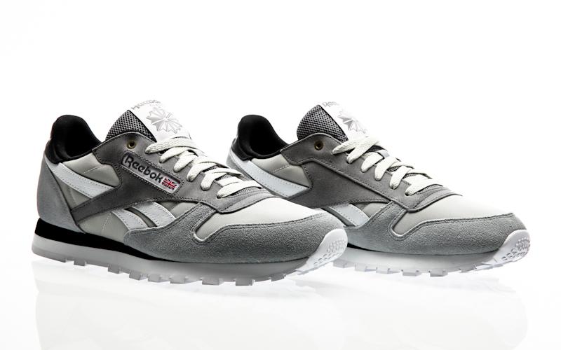 Reebok Classic Leather MCCS Grey | Reebok Australia