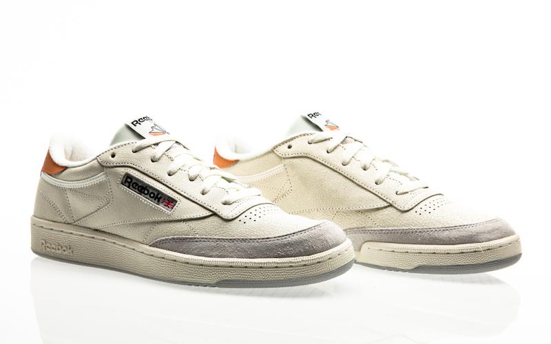 Details zu Reebok Club C Gum Classic Leather Exofit Men Sneaker Herren Schuh shoe
