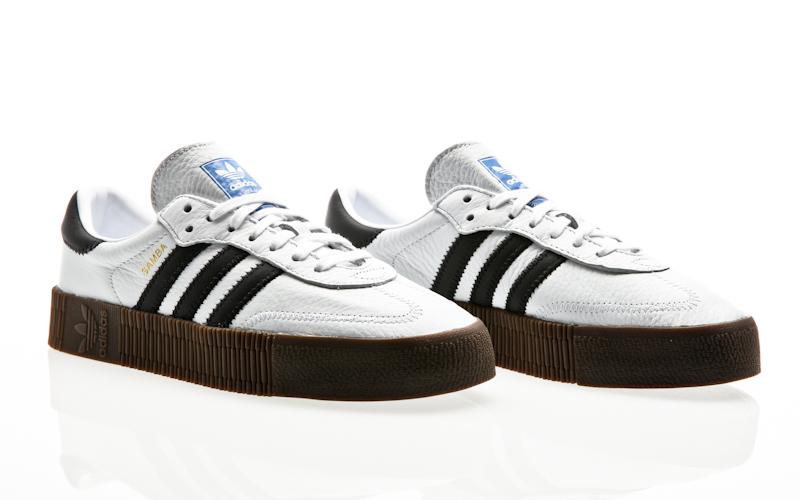 Details zu adidas Originals Sambarose W Women Sneaker Damen Schuhe shoes