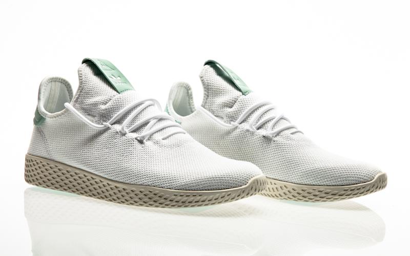 low priced ae626 05544 adidas Originals PW Tennis HU tech beige-tech beige-chalk white Men Tennis  CQ2163