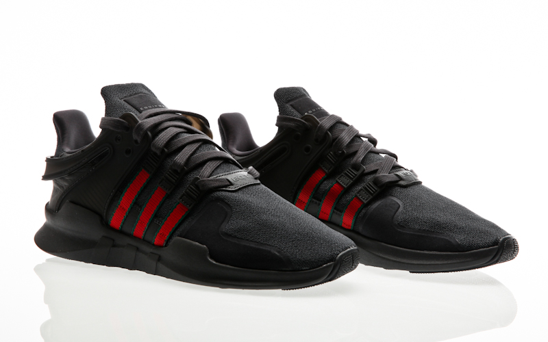 separation shoes 43e7b 48bbe adidas originals EQT support ADV crystal white-collegiate navy-scarlet men  running BB6778