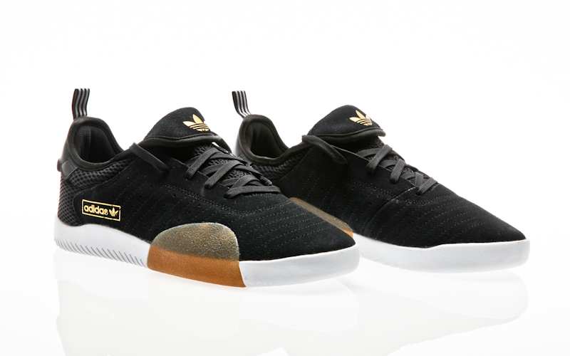 100% authentic ee422 78fff adidas skateboarding 3ST.002 core black mutoni core black men skateboarding  B96261