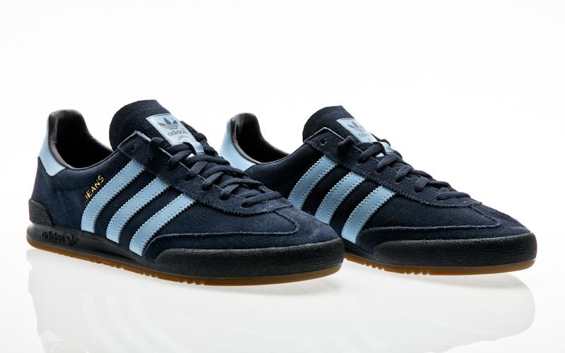angemessenen Preis adidas Jeans Männer Schuhe Türkis Blau