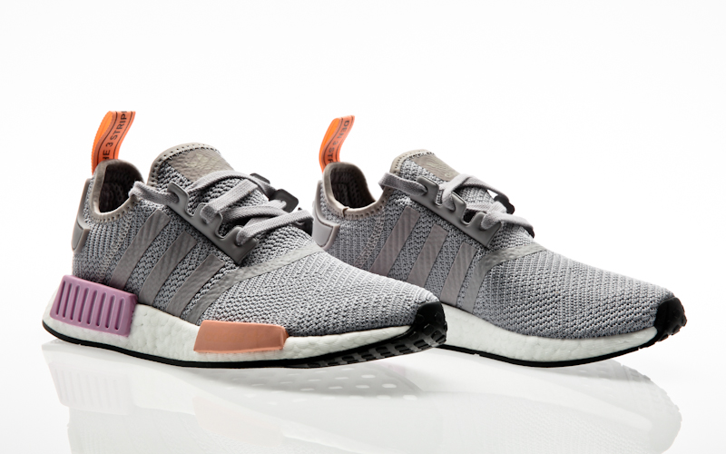 62159329a6 adidas originals NMD R1 W clear pink-ftwr white core black women running  B37648