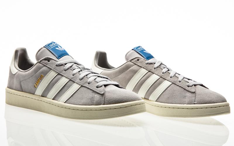 Détails sur Adidas Original Campus Homme Baskets Chaussures Homme Chaussures de Sport
