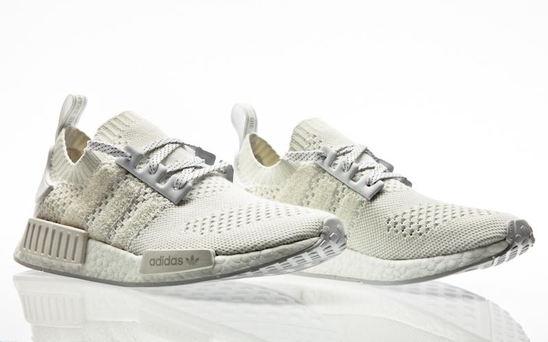 low priced 218f1 c521e Adidas originals NMD R1 PK hommes de noir-pourpre de Steven courant G54635  de base
