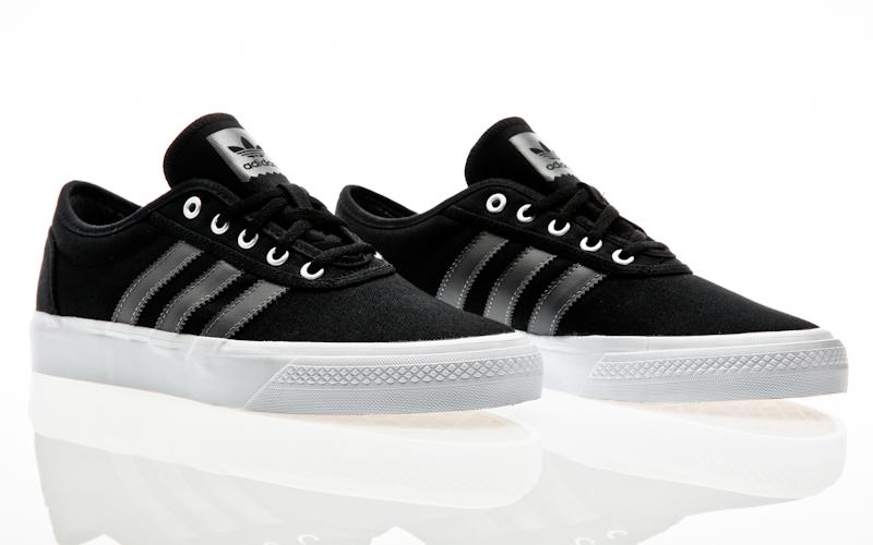 Adidas Adi Ease Core BlackGrey FourFtwr White Shoes