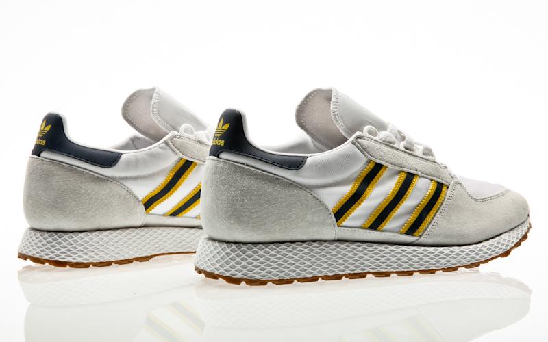 wholesale dealer a71b1 932c8 Details about Adidas Originals Forest Grove Men Sneaker Mens Shoes Running  Shoes