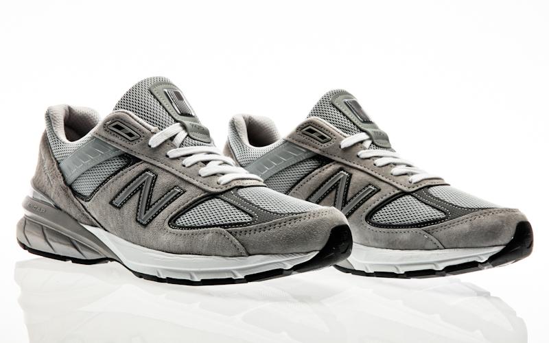 Détails sur New Balance M990 990 990F EP4 EG4 Homme Baskets Chaussures Running