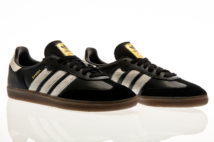 Détails sur Adidas Original Samba Og ft RM Homme Baskets Chaussures de Sport