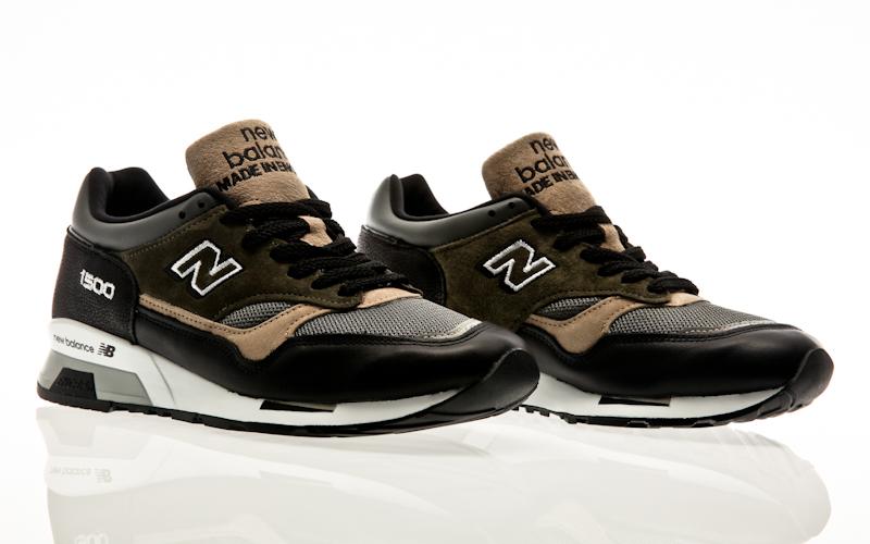 NEW Balance-m1500 JKK Made in UK Black//Grey Sneaker Scarpe Sportive