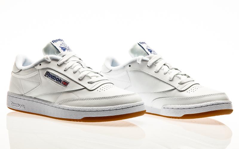 Reebok Club C Gum Classic Leather Exofit Men Sneaker Herren