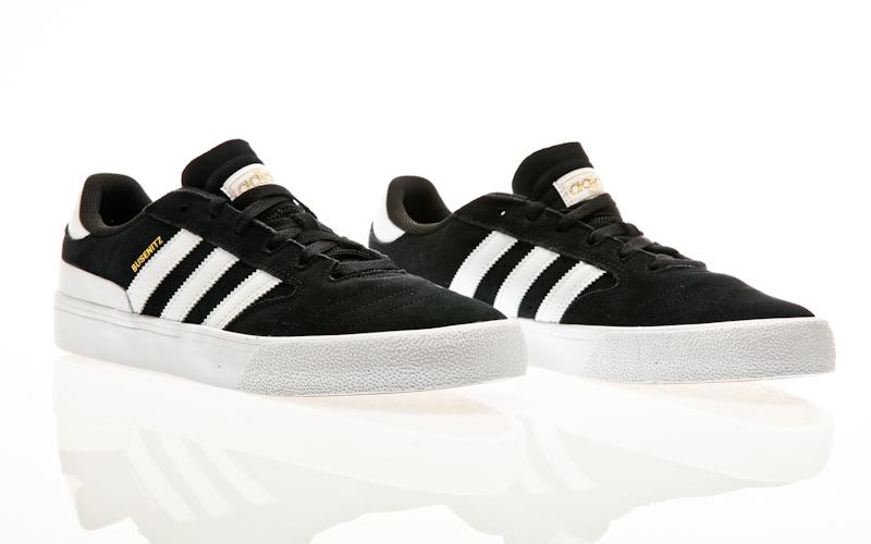 Adidas Skateboarding Busenitz Vulc ADV Skate Shoes Collegiate Navy Solid Grey White