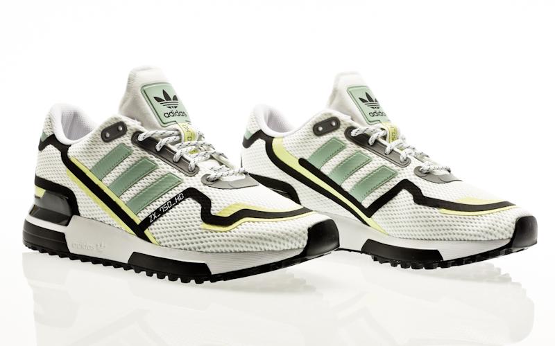 Luna Corta vida crítico  Adidas Originals Zx 750 HD Hombre Zapatillas Deportivas para Running  Zapatos | eBay