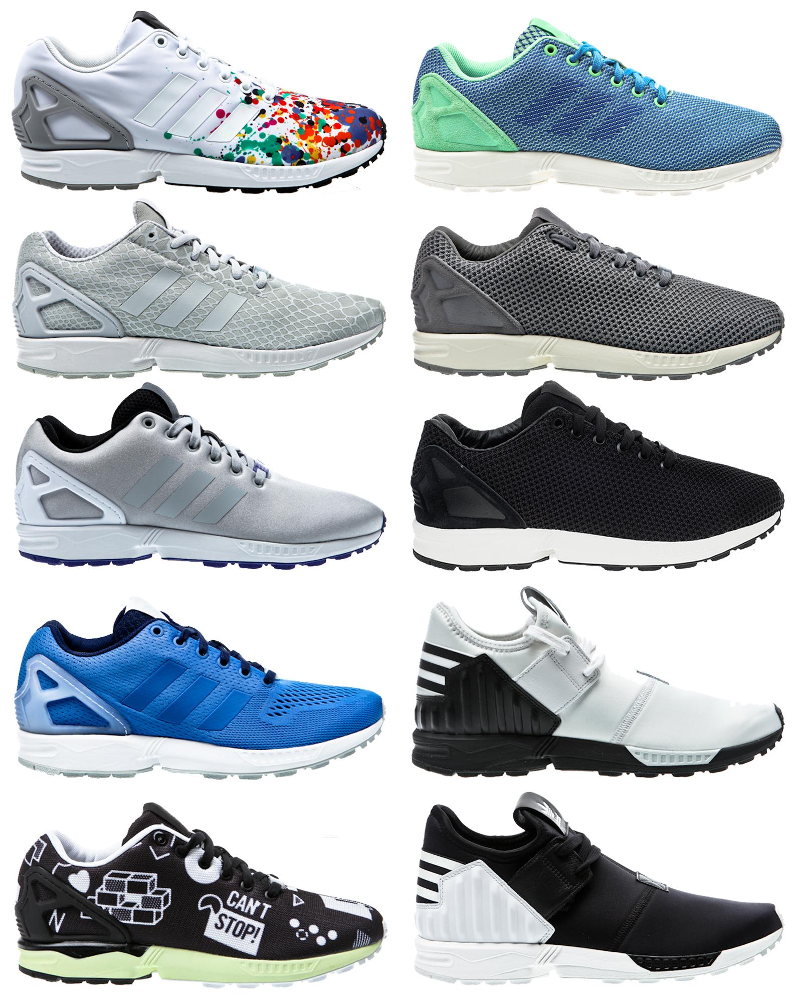super popular b66bb c5d36 adidas originals ZX flux weave plus men sneaker men s shoes shoes
