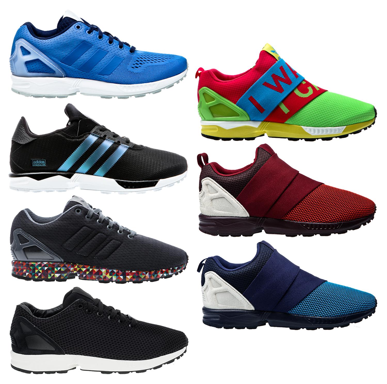 Adidas ZX flux slip on originals men sneaker gym shoes men s shoes a28d83c624