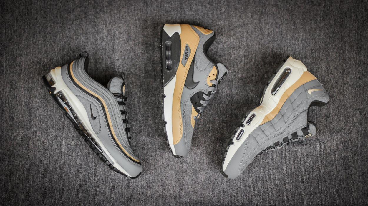 Nike Air Max Wool Pack